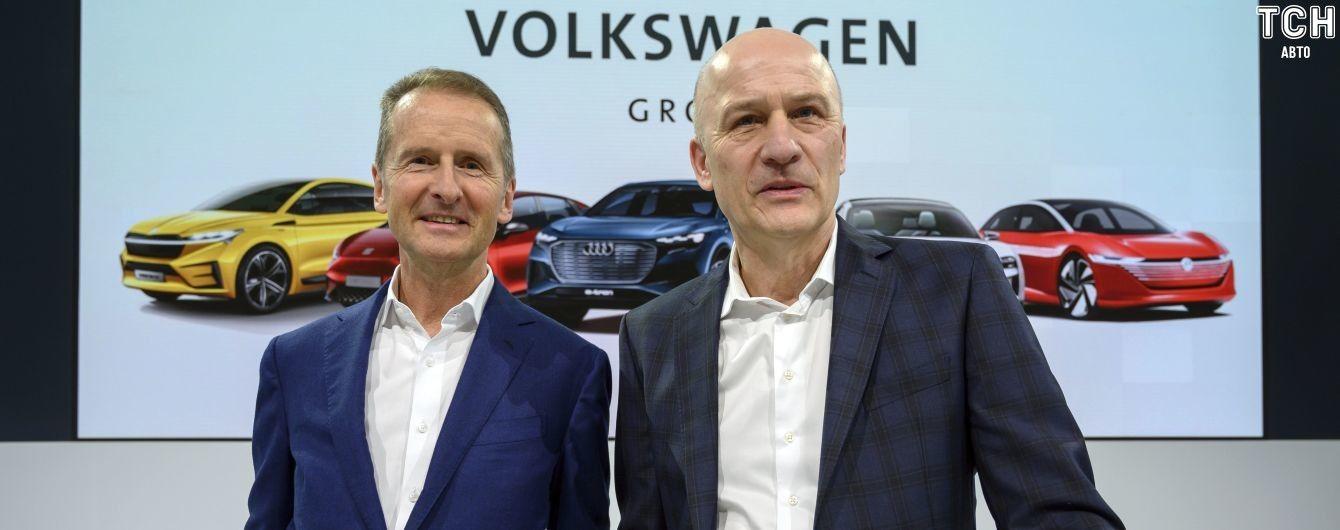 Volkswagen планирует сократить около семи тысяч рабочих