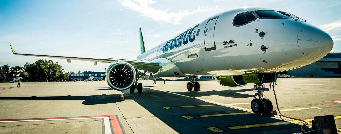 Новый рейс Львов-Рига будет выполняться до конца октября