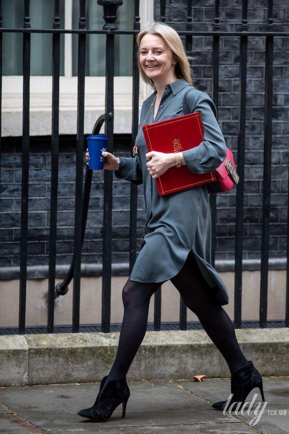 Главный секретарь казначейства Великобритании Элизабет Трасс