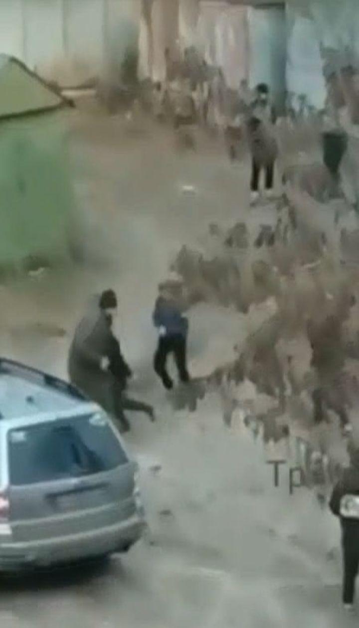 У Харкові п'ятеро підлітків побили нетверезого чоловіка