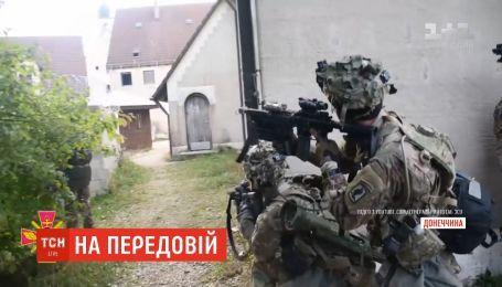 На Приазов'ї окупаційні війська регулярно обстрілюють українських військових