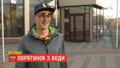 ТСН відшукала героя, який врятував маму з немовлям в Одесі
