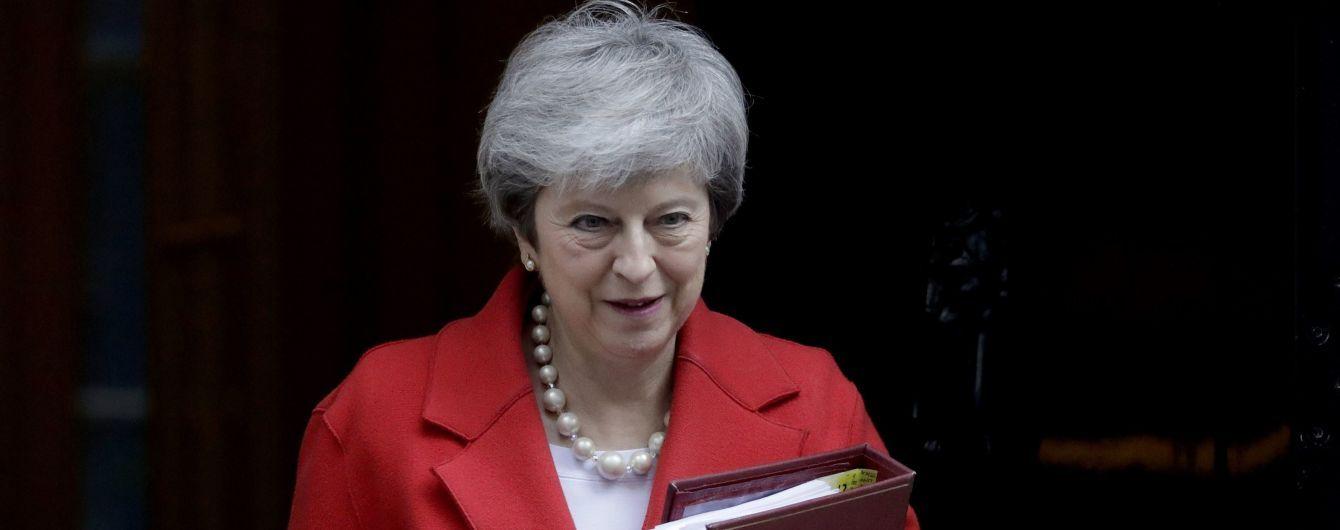 """""""Другого соглашения не будет"""". Мэй прокомментировала голосование парламента Британии по Brexit"""