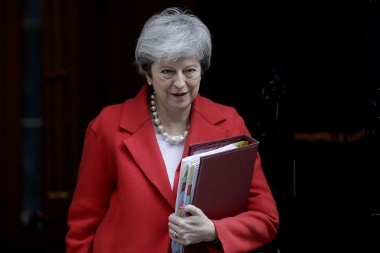 """""""Іншої угоди не буде"""". Мей прокоментувала голосування парламенту Британії щодо Brexit"""