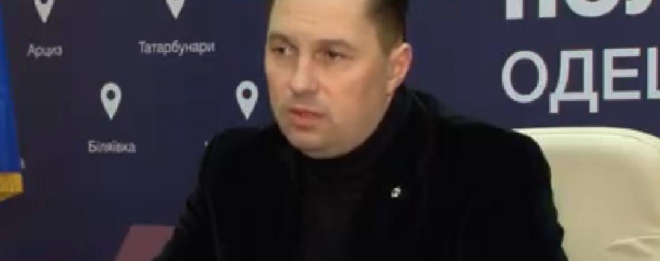 Глава Одесской полиции подаст в отставку