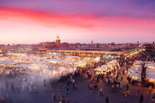 Марракеш объявлен культурной столицей Африки