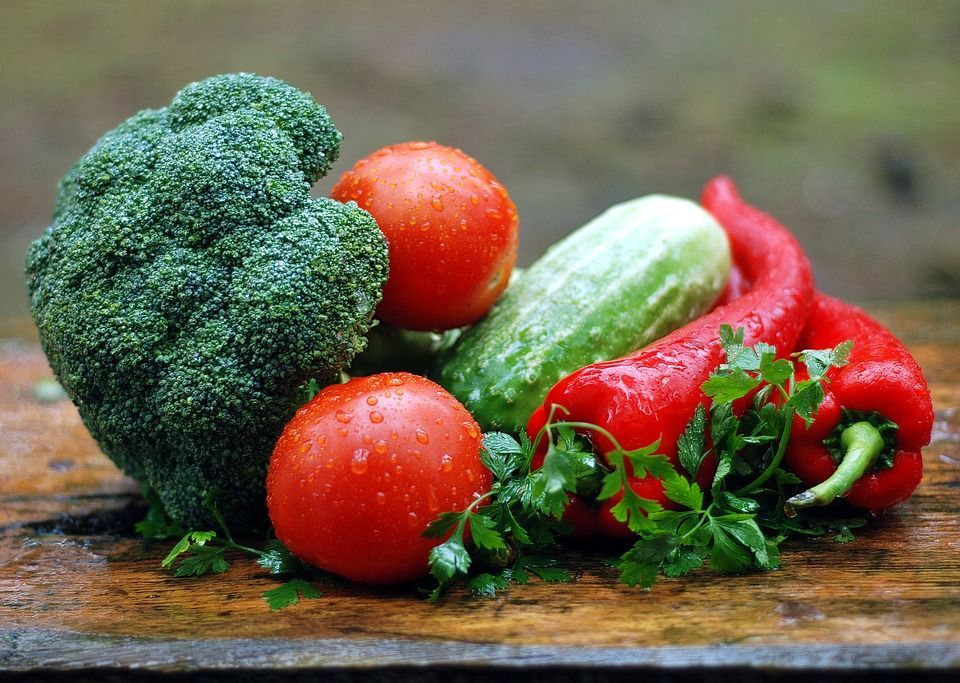 Здорова їжа, для блогів
