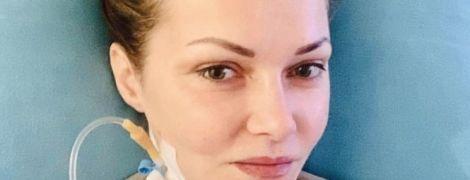 Ангелине второй раз приходится бороться за свою жизнь со злокачественной опухолью