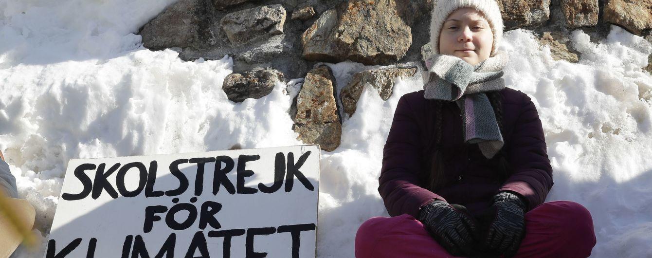Шведскую школьницу выдвинули на Нобелевскую премию – она бойкотировала учебу из-за глобального потепления