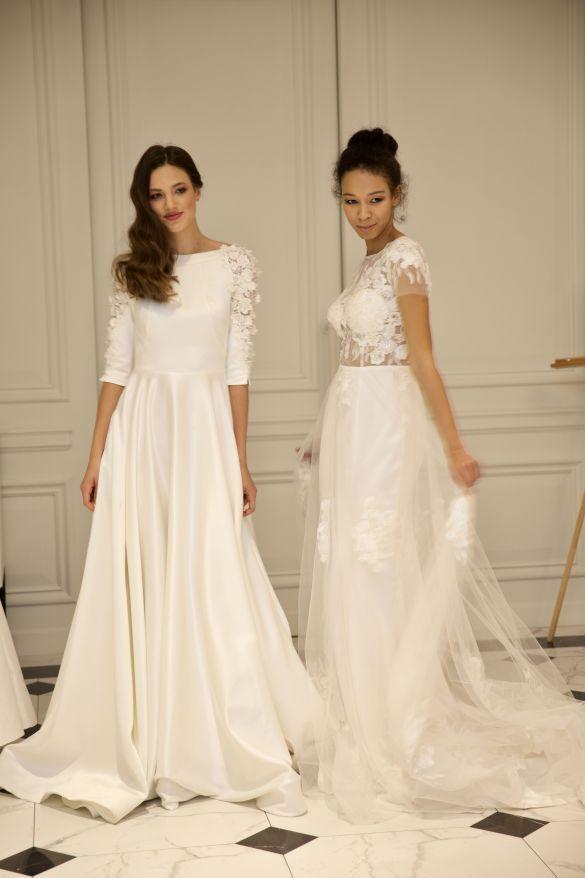 Презентация свадебных платьев от Андре Тана_7