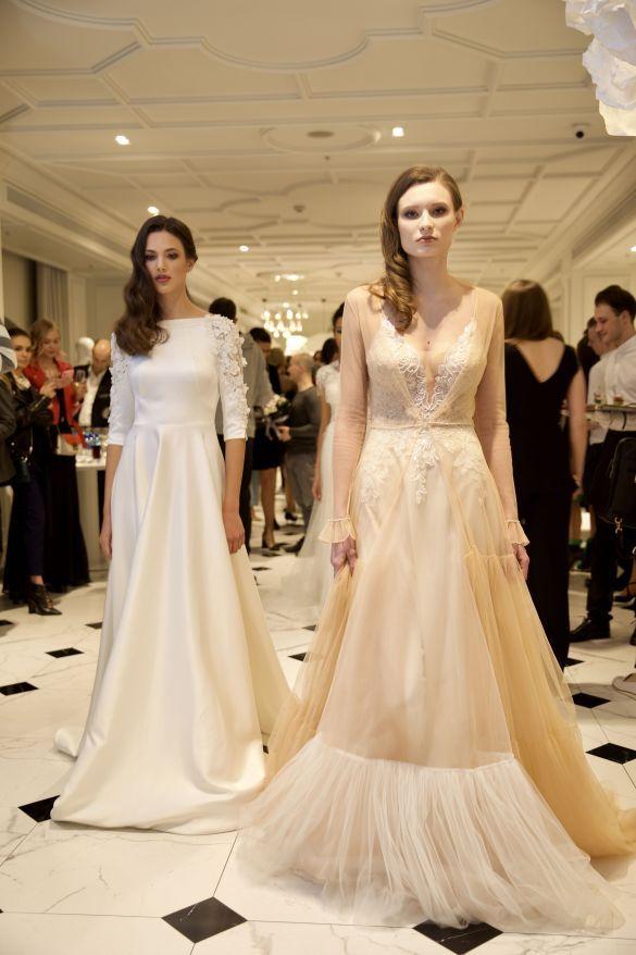 Презентация свадебных платьев от Андре Тана_6