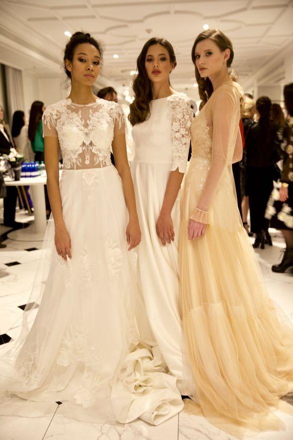 Презентация свадебных платьев от Андре Тана_8
