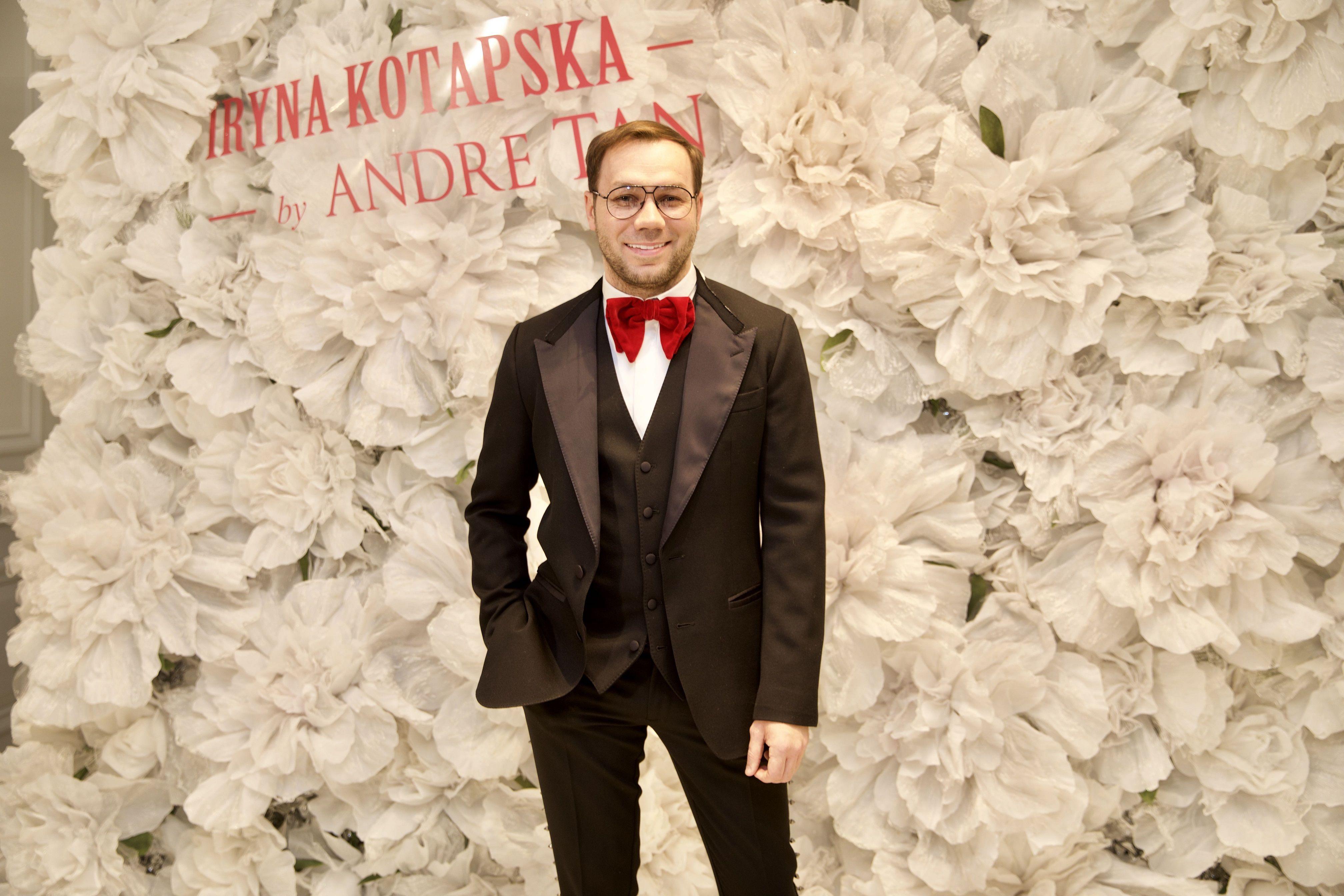 Презентация свадебных платьев от Андре Тана_3