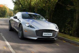 """""""Агент 007"""" Бонд пересядет на электрический Aston Martin"""