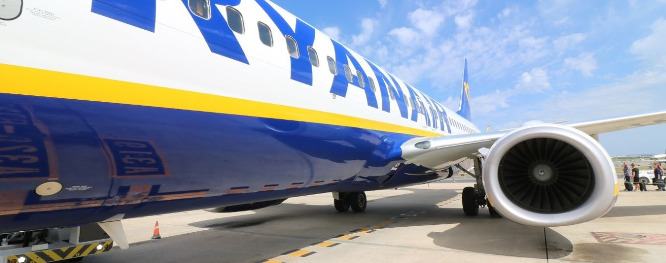 Ryanair увеличивает количество рейсов из Киева в Варшаву