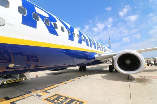 Ryanair відкриє новий рейс з Києва. Інфографіка
