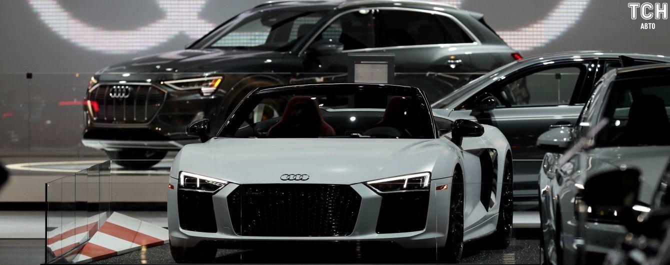 Audi глобально обновит модельный ряд в 2019 году
