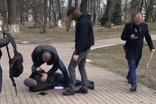 В Киеве разоблачили на взятке советника руководства МВД - СБУ
