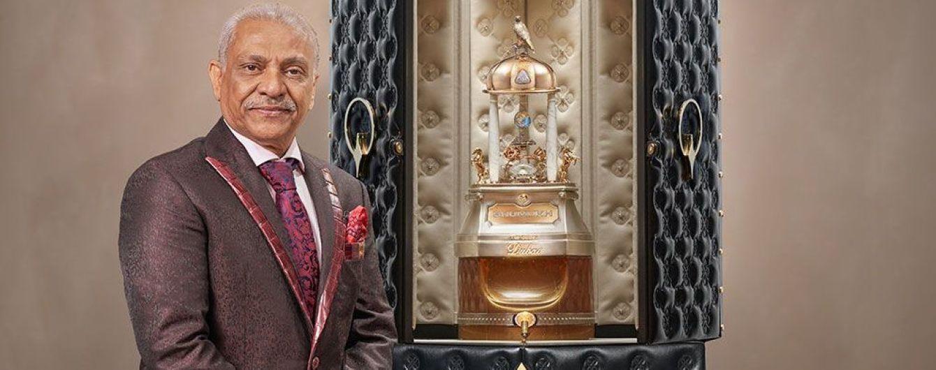 Найдорожчі у світі: двометровий флакон парфумів хочуть продати за 1,3 млн доларів
