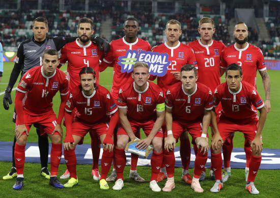 Відбір на Євро-2020. Збірна Люксембургу назвала склад на матч з Україною