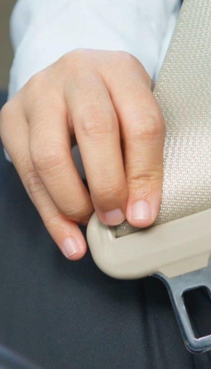 В десять раз могут увеличить штраф за непристегнутый ремень безопасности