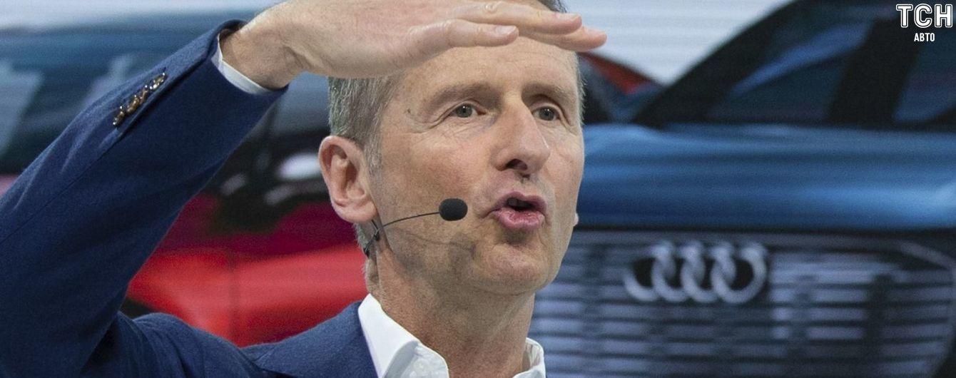 Глава Volkswagen відреагував на плани Tesla побудувати завод у Берліні