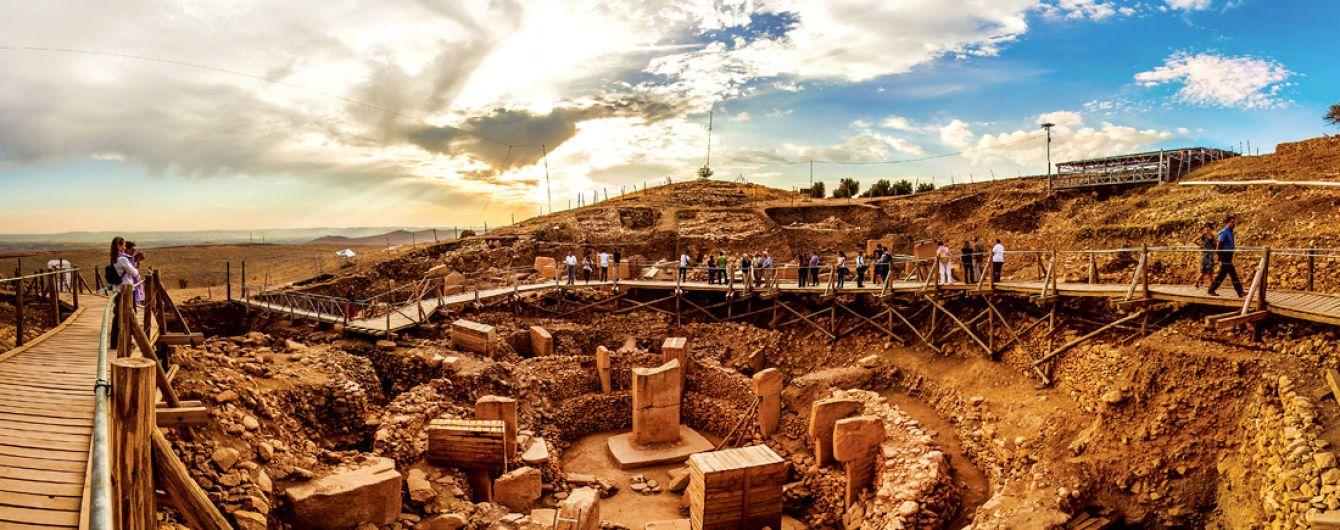 У Туреччині відкрили найстаріший у світі храм