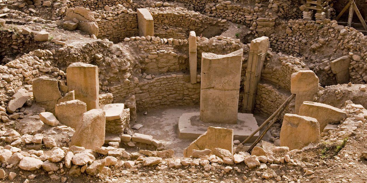 Гёбекли-Тепе храм Турция