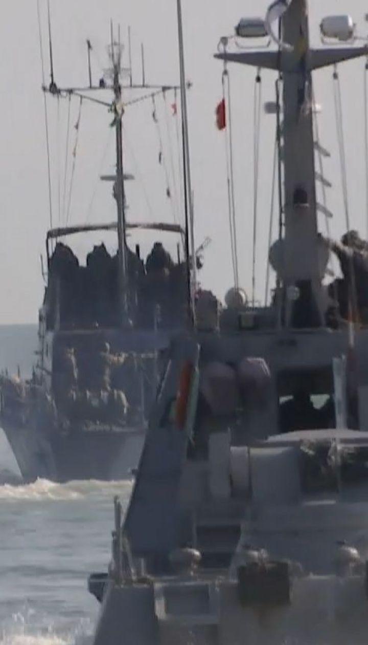 """Военные жалуются на """"расшатывание"""" ситуации в Украине со стороны России"""