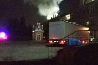 В Черновцах загорелась мебельная фабрика - СМИ