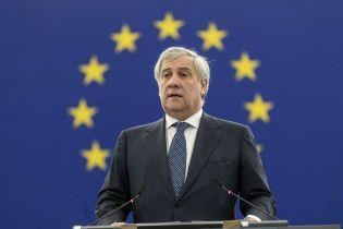 """Глава Европарламента оскандалился словами о """"положительных"""" делах Муссолини"""