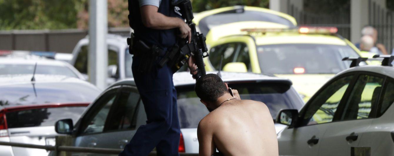 """""""Вдохновился Брейвиком"""". Один из новозеландских террористов перед совершенным опубликовал манифест"""