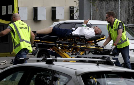 Теракт у мечетях Нової Зеландії: затримано чотирьох нападників