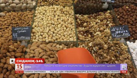 Почему орехи так дорого стоят: сравниваем цены в супермаркете и на базаре