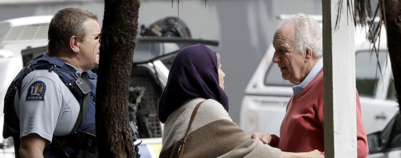 В результате атаки на мечети Новой Зеландии погибло уже 40 человек