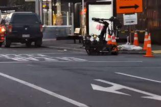 Полиция устроила взрывы на вокзале крупнейшего города Новой Зеландии