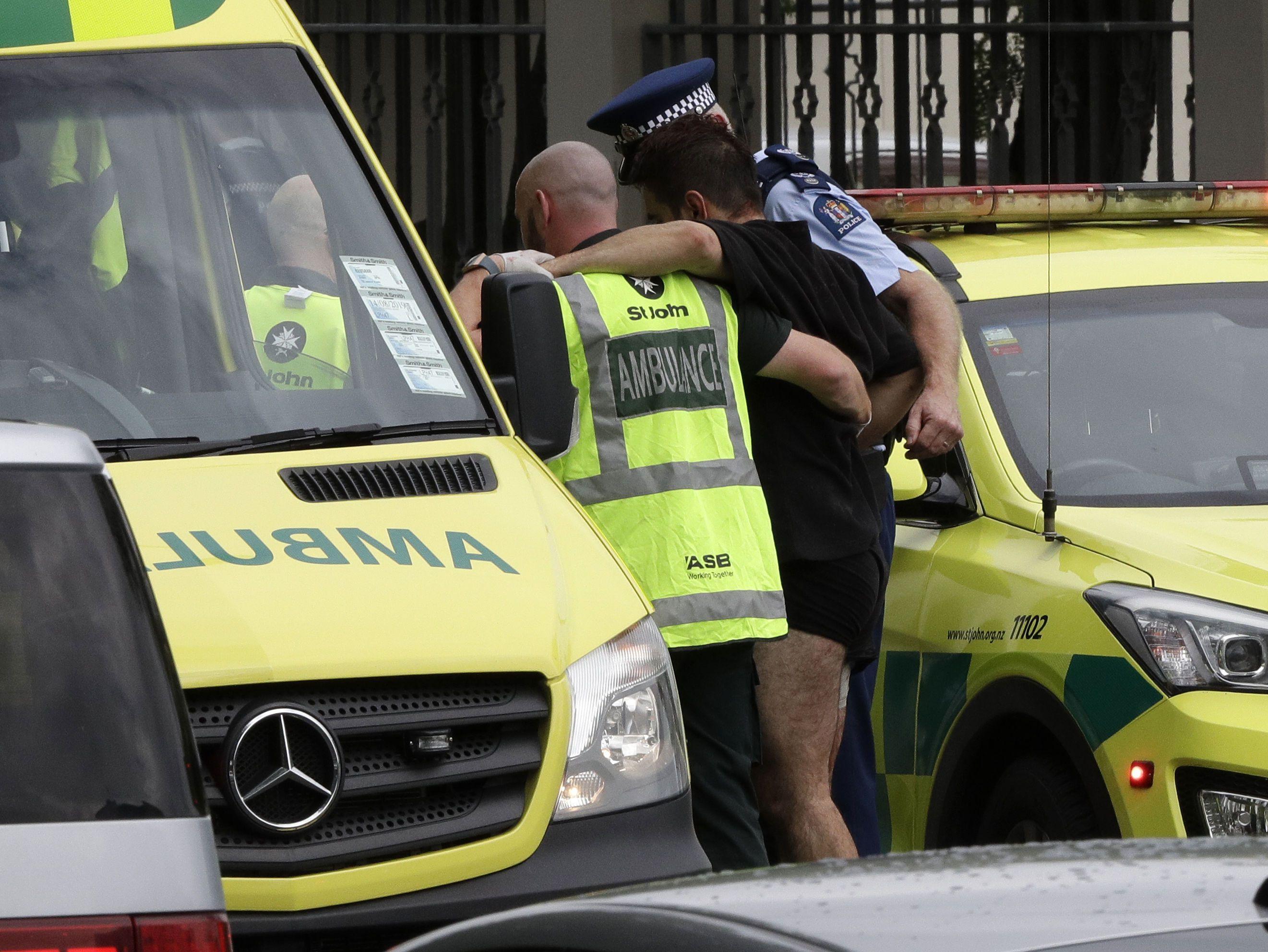 Теракт Новая Зеландия