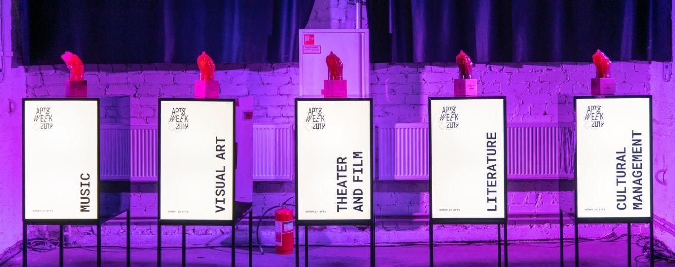 Оголошено імена номінантів з літератури премії Women in Arts 2020