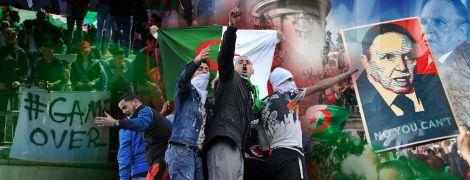 Алжирская головоломка