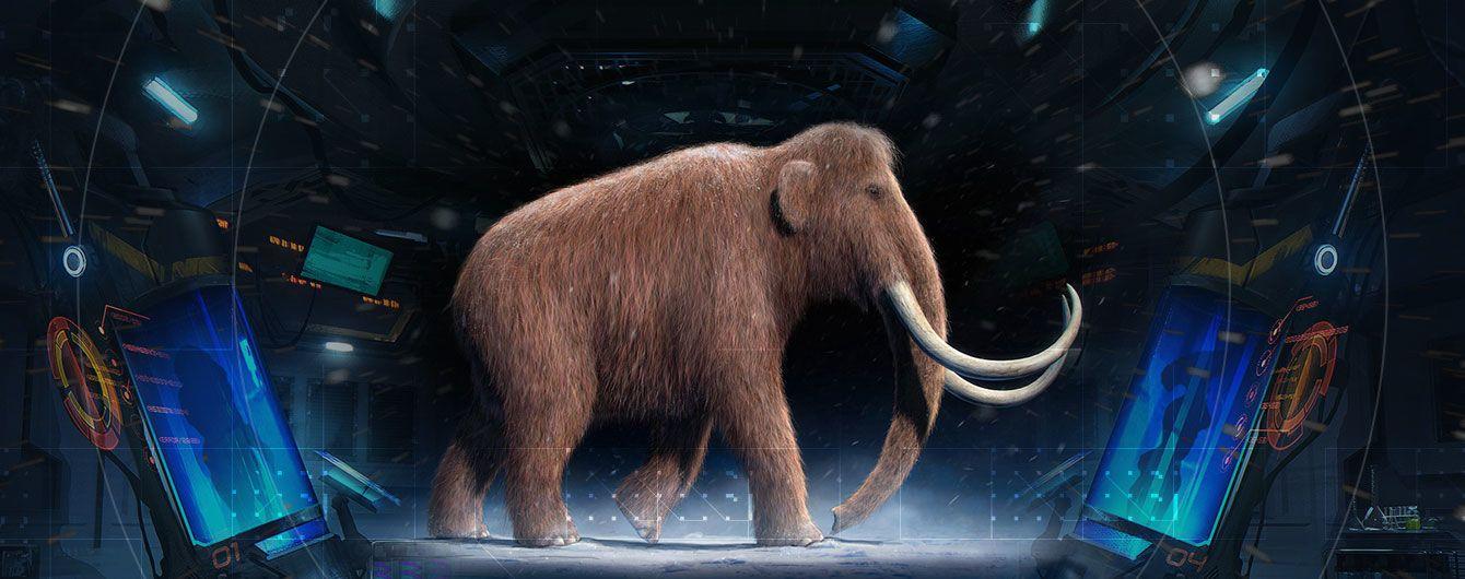 """Ученим вдалося оживити клітини мамонта. Розповідаємо, чи допоможе це """"воскресити"""" динозаврів і чому відкриття – важливе"""