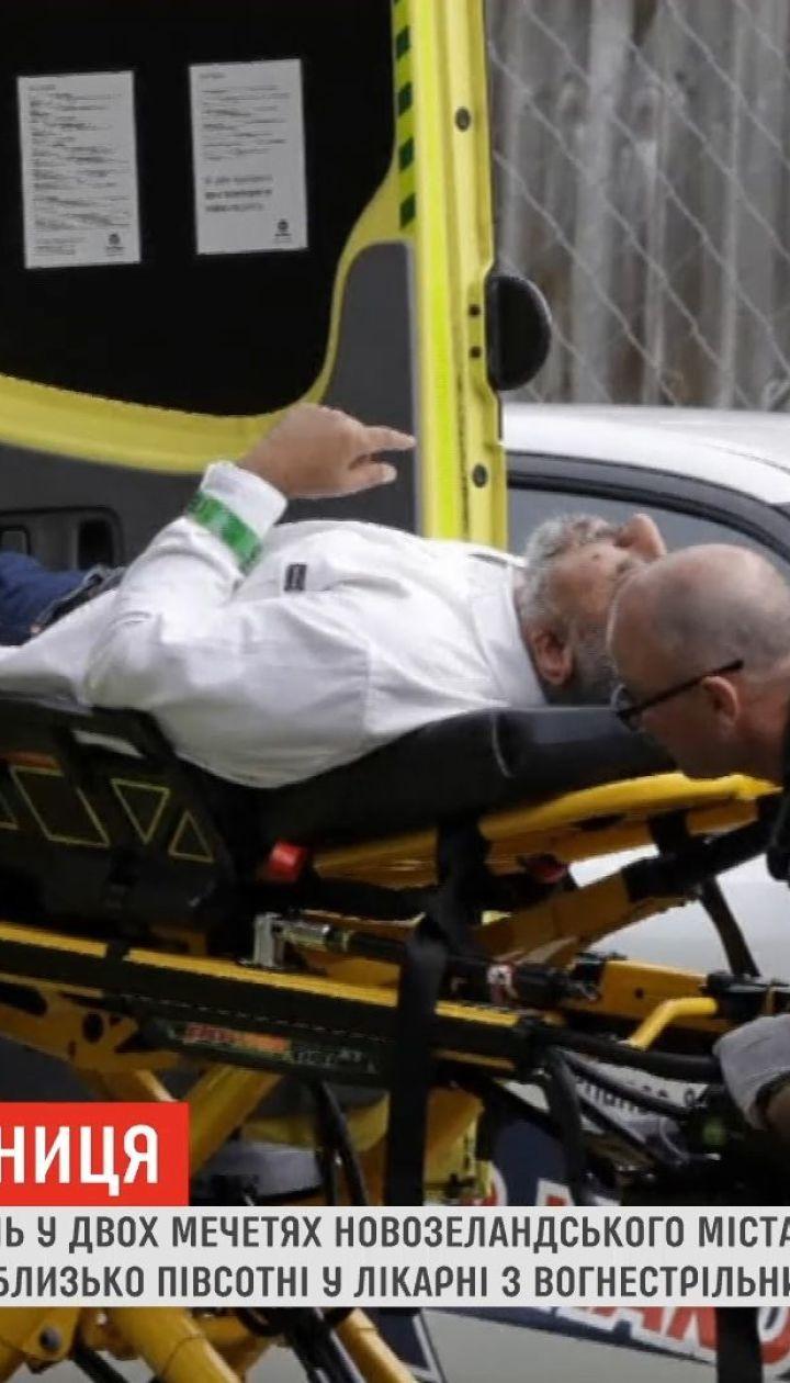Кровавый теракт в Новой Зеландии: по меньшей мере 49 человек погибли