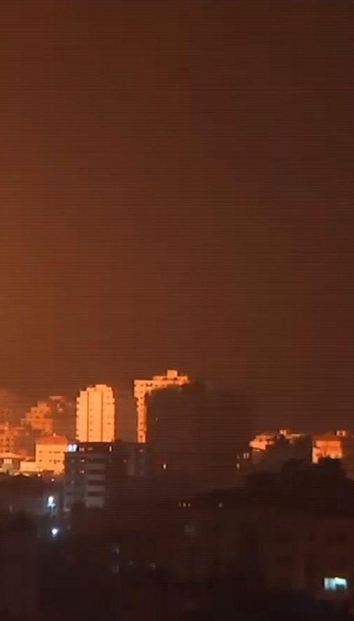 Терористи з Сектора Гази випустили дві ракети по ізраїльському місту
