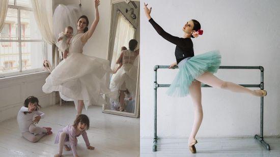 Граційні позування та потужні тренування. Що постить тендітна топ-балерина у своєму Instagram