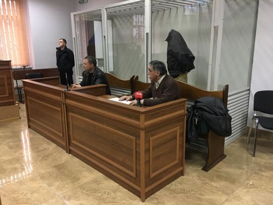 Суд заарештував нападника на чиновника АП без права на заставу