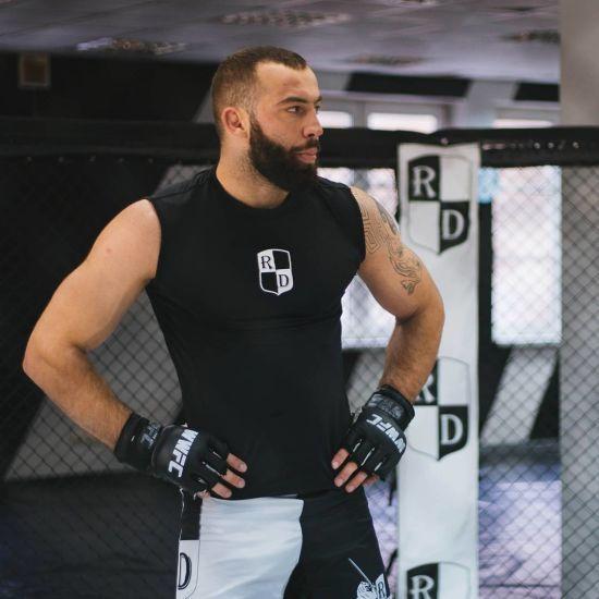 Українця Долідзе не пустили в Росію, його бій в UFC скасований