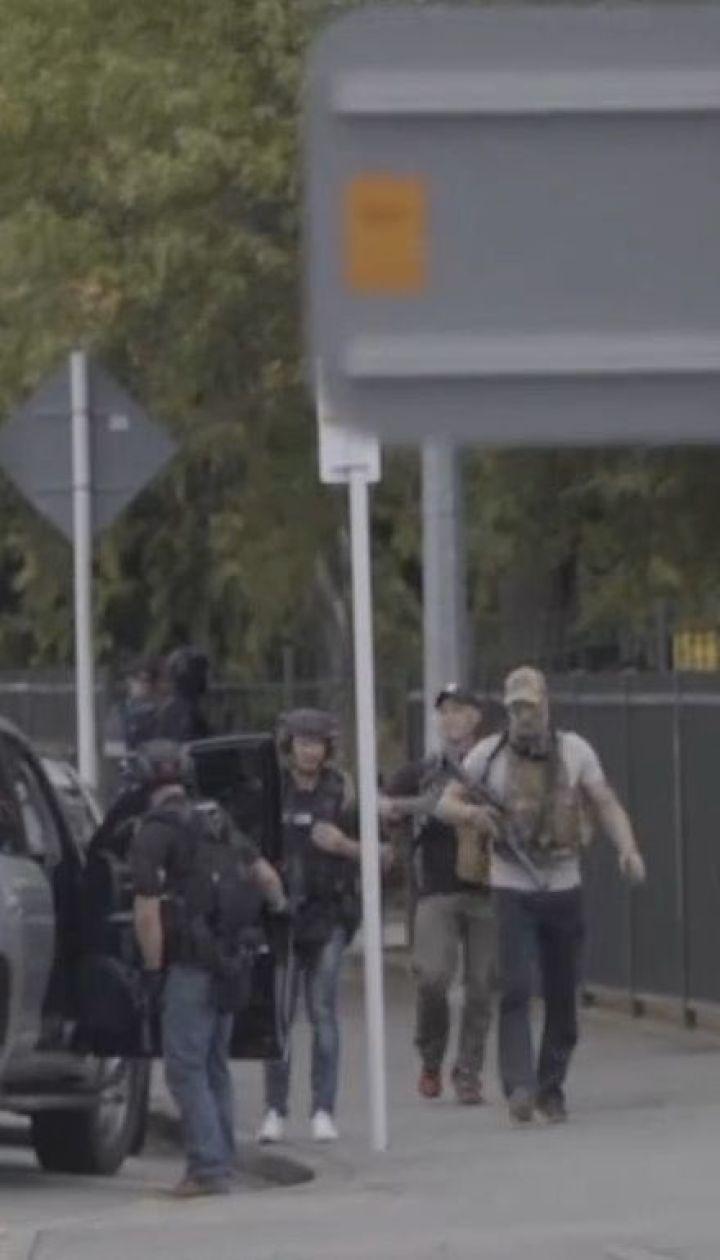 Теракт у Новії Зеландії: терорист вів пряму трансляцію розстрілів у мечеті