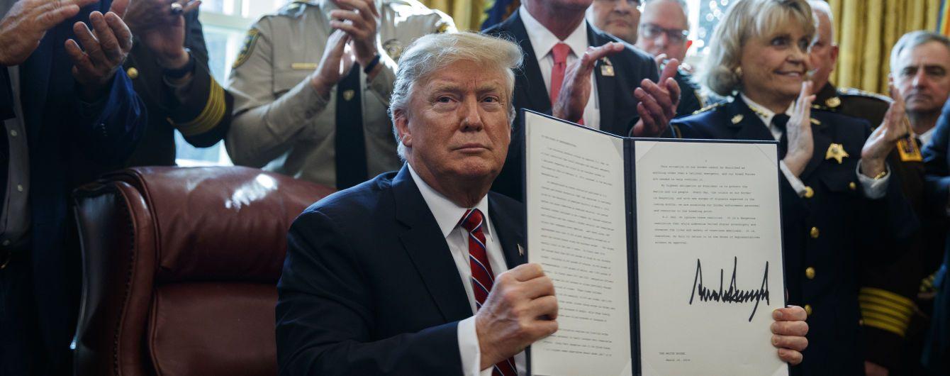 Трамп наклав вето на резолюцію про заборону підтримки Саудівської Аравії у єменській війні