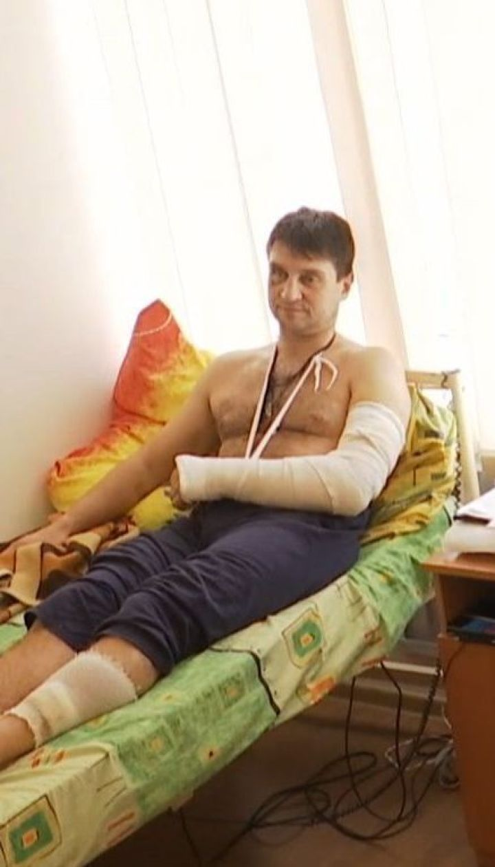На Днепропетровщине чуть ли не до смерти избили двух строителей
