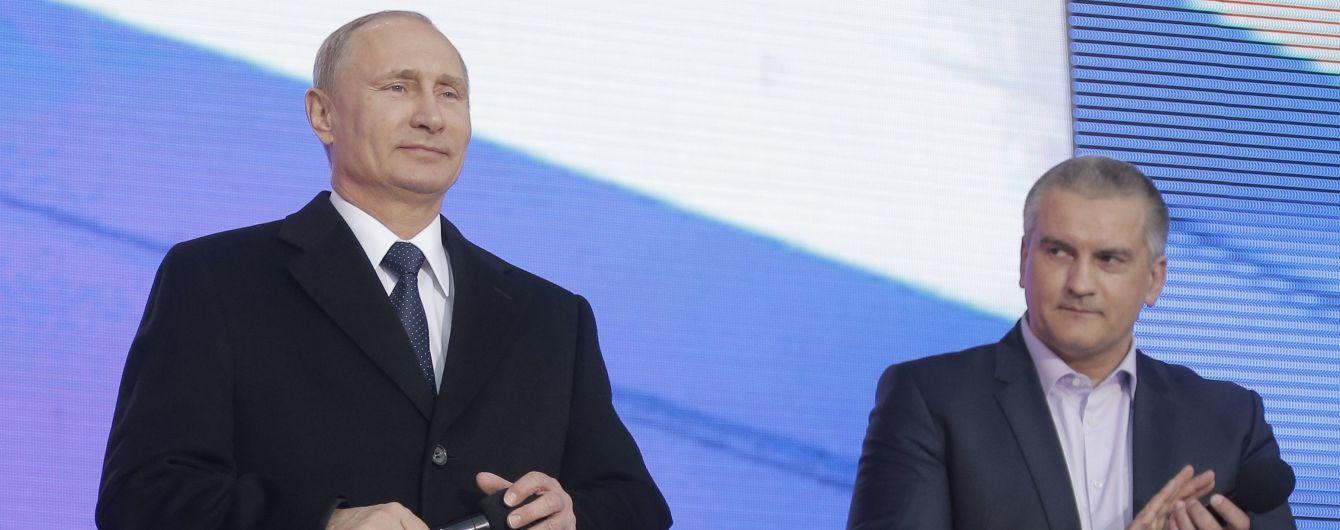 Для Путина запишут дебаты Зеленского и Порошенко – Песков