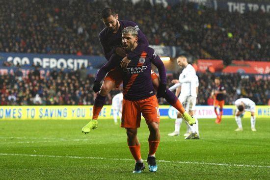 """Зінченко допоміг """"Манчестер Сіті"""" створити фантастичний камбек у чвертьфіналі Кубка Англії"""